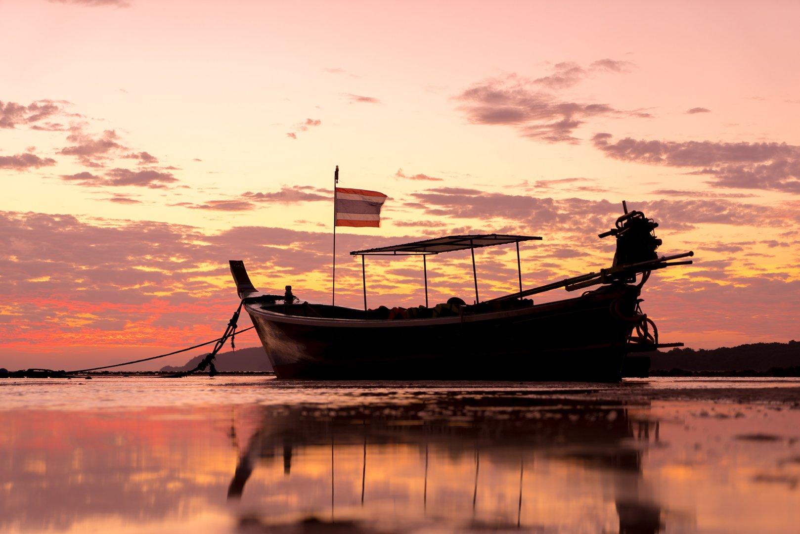 HDR Fotoğraf Örneği Manzarası Gün Batımı Deniz.jpg