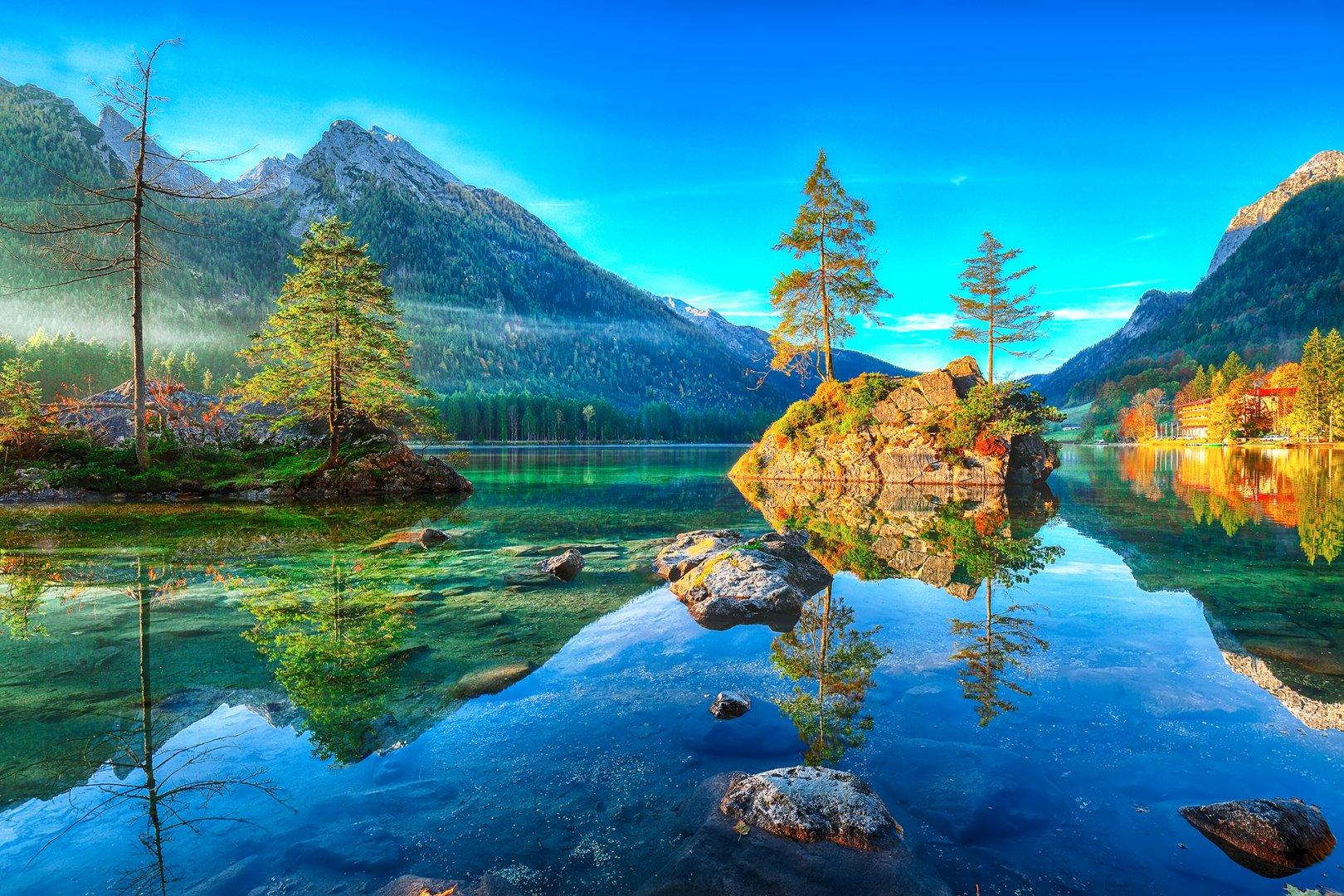 HDR Fotoğraf Örneği Manzarası Mavi.jpg