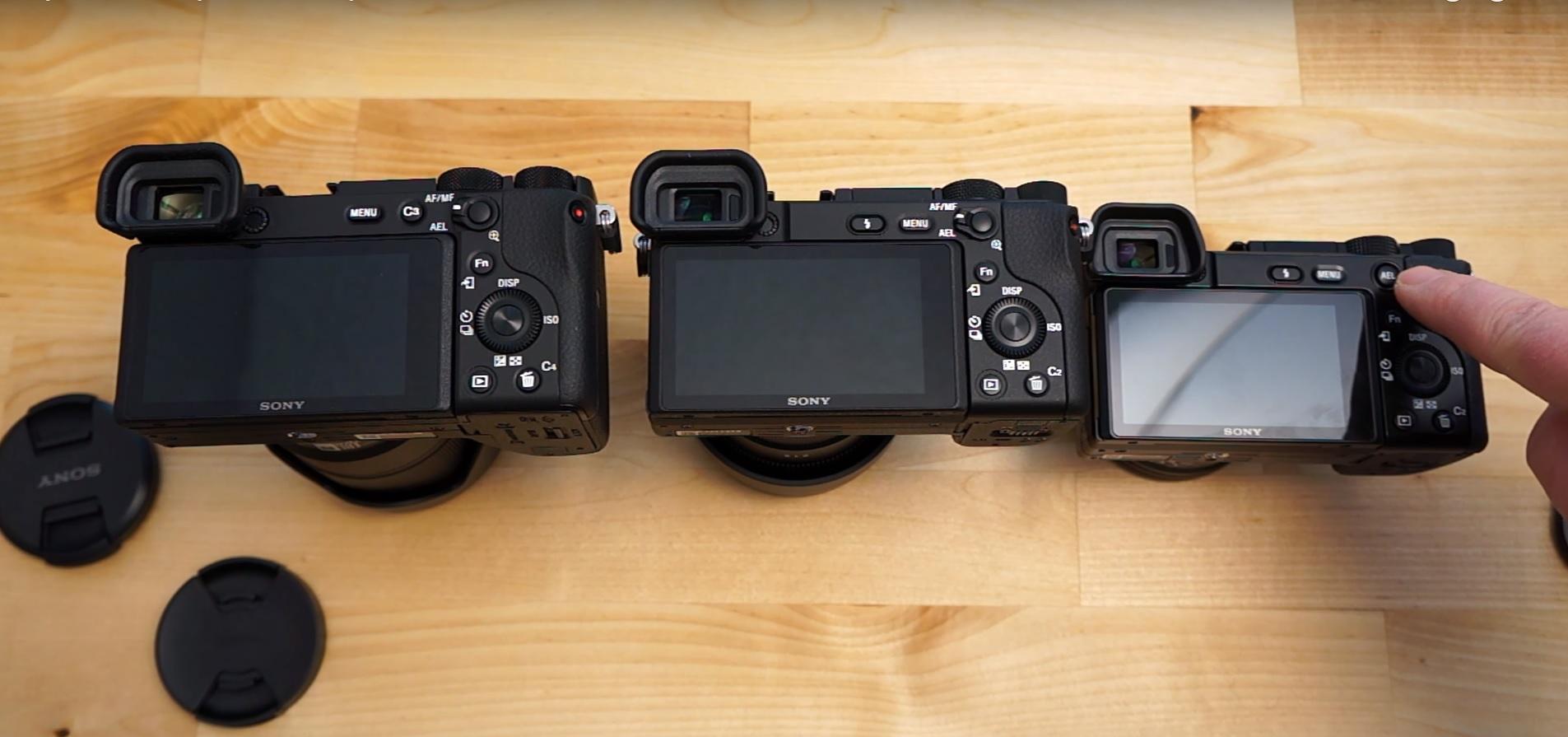 Sony A6600 vs A6400 vs A6100.JPG