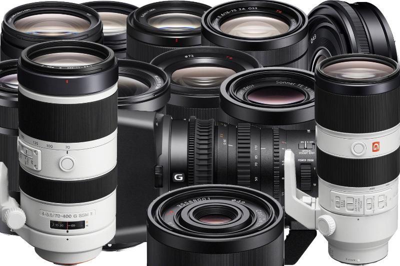 sony-e-mount-lensler