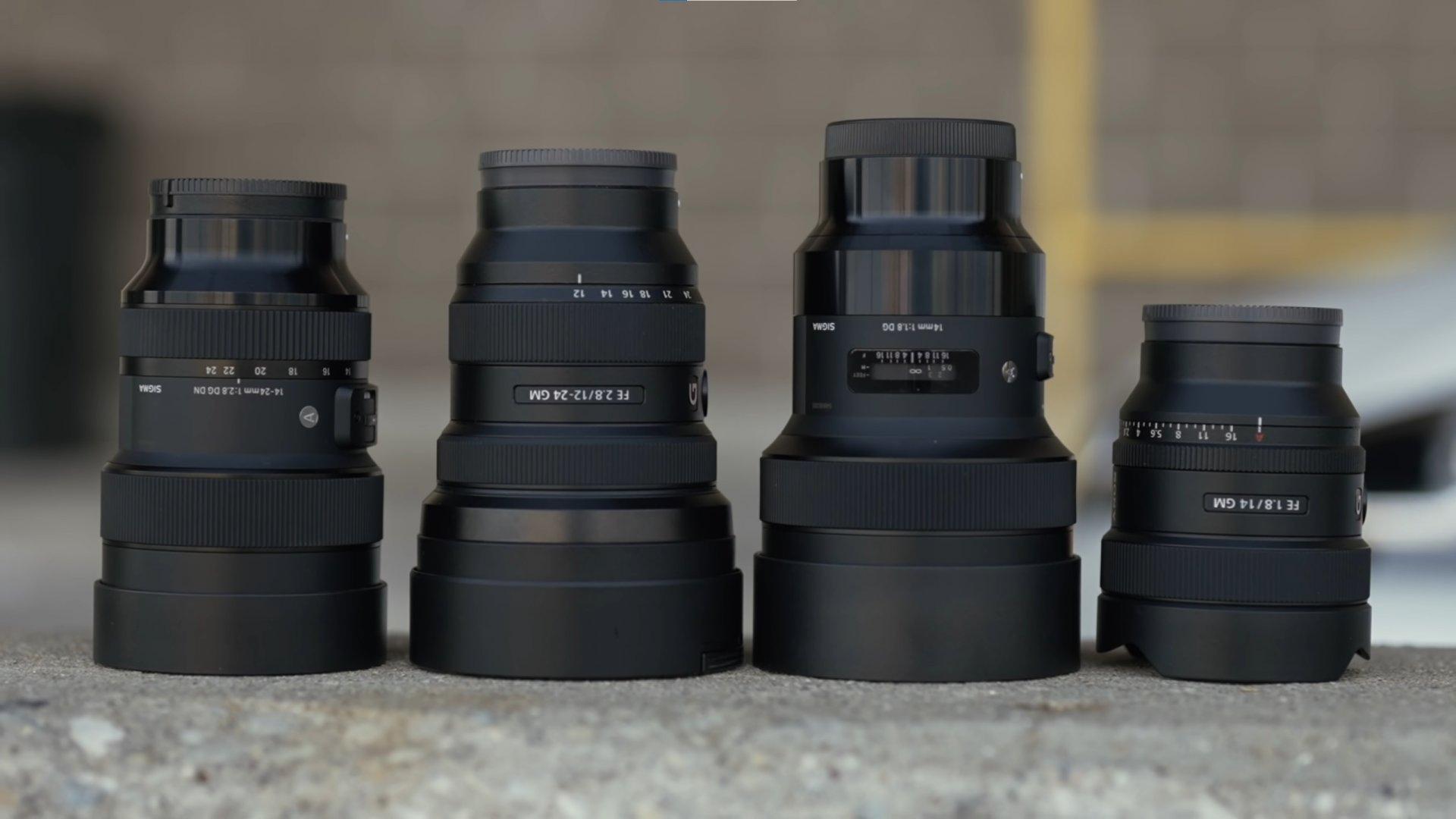 Sony FE 14mm f1.8 vs Sigma 14mm f1.8 vs Sony 12-24mm f2.8 vs Sigma 14-24mm f2.8.jpg