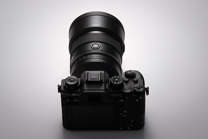 Sony FE 50mm f1.2 G Master ve Sony A1 Yanyana.jpeg